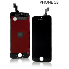 IPHONE 5S / 5SE LCD DISPLAY SCHWARZ