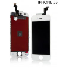 IPHONE 5S / 5SE LCD DISPLAY WEISS