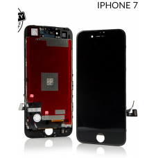 IPHONE 7 LCD DISPLAY SCHWARZ