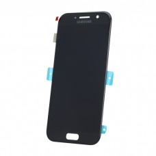 SAMSUNG A5 2017 SM-A520F ORIGINAL DISPLAY LCD SCHWARZ