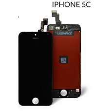 IPHONE 5C LCD DISPLAY SCHWARZ