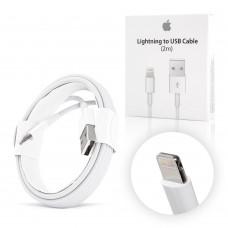 Apple Lightning auf USB Kabel MD819ZM/A (2m)