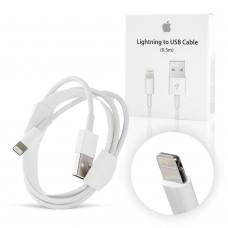 Apple Lightning auf USB Kabel ME291ZM/A (0,5m)