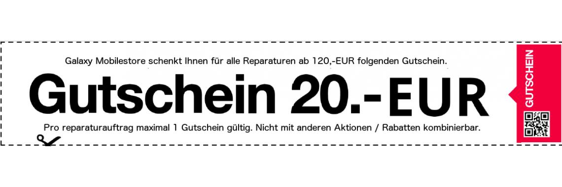 Reparatur Gutschein